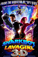 Adventures of Shark Boy and Lava Girl, The
