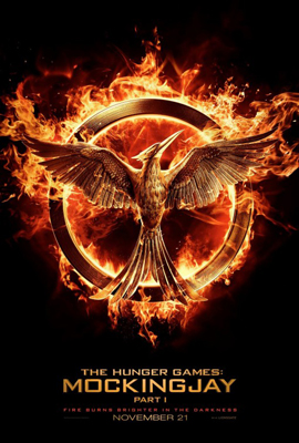 Hunger Games, The: Mockingjay - Part 1