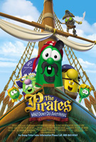 Pirates Who Don't Do Anything, The - A VeggieTales Movie